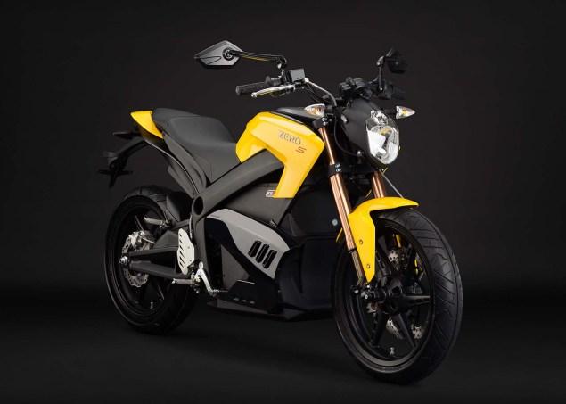 2013 Zero Motorcycles   137 City Miles & 54 Horsepower 2013 Zero S 09 635x453