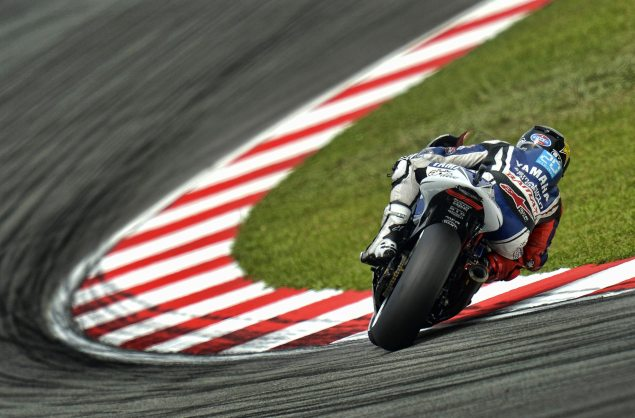 MotoGP: Qualifying with a Message at the Malaysian GP Jorge Lorenzo Yamaha Sepang 635x418