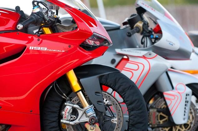 MotoCzysz E1pc vs. Ducati 1199 Panigale S MotoCzysz E1pc test PIR 19 635x421