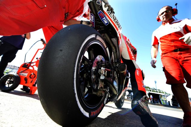 MotoGP: New Qualifying Format for 2013 Nicky Hayden Ducati Qualifying 635x422