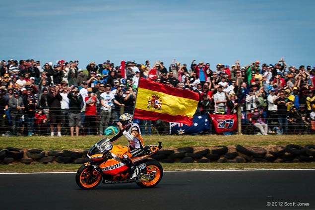 Sunday at Phillip Island with Scott Jones Sunday Phillip Island MotoGP Scott Jones 04
