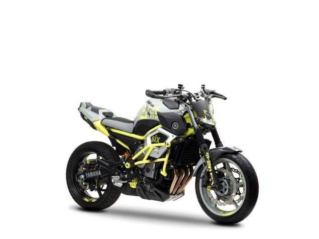 Yamaha Moto Cage Six Concept Yamaha Moto Cage Six Concept Intermot 02 635x476