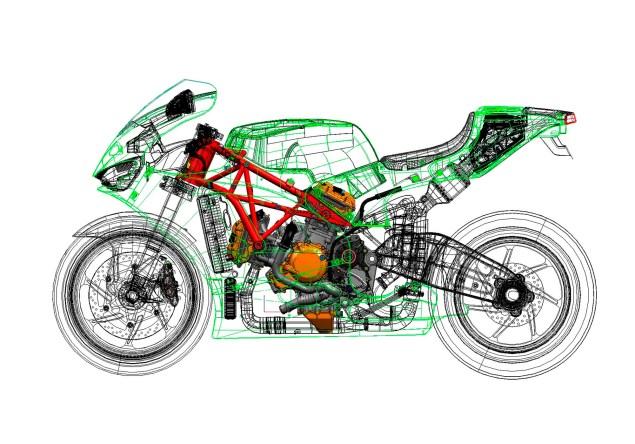 XXX: Ducati Desmosedici RR 2008 Ducati Desmosedici RR 11 635x444