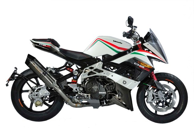 2013 Bimota DB9 Brivido Italia   Now with an Italian Flag 2013 Bimota DB9 Brivido Italia 13 635x421