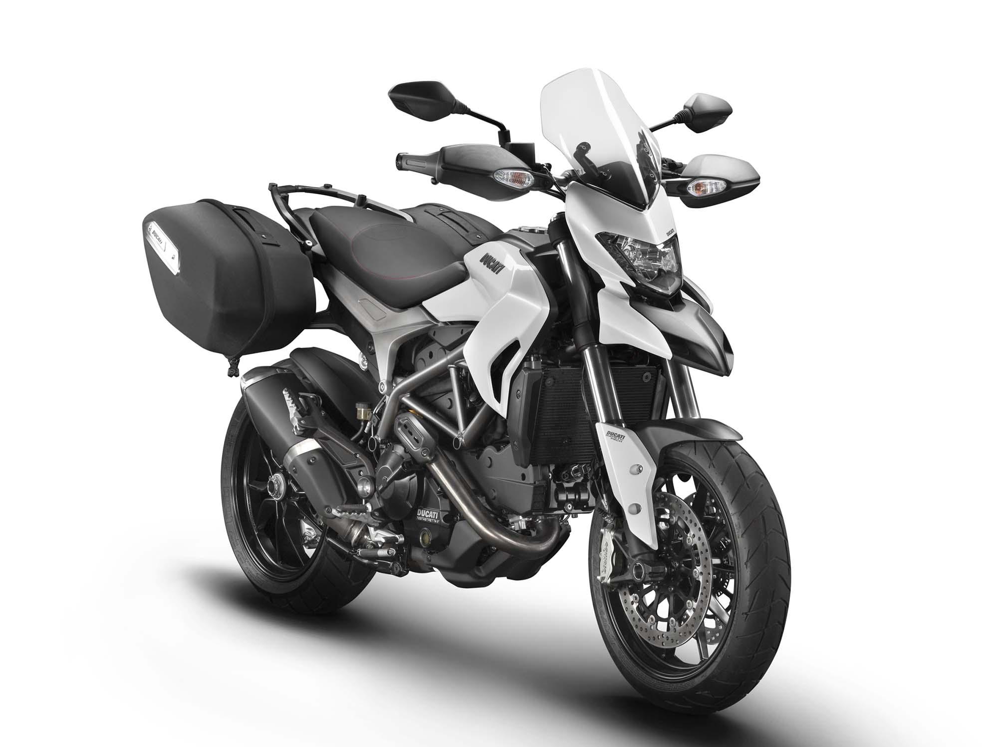 Ducati New Bike Tour