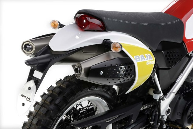 Husqvarna Baja Concept Gets Closer to Reality 2013 Husqvarna Baja 650 concept 26 635x423