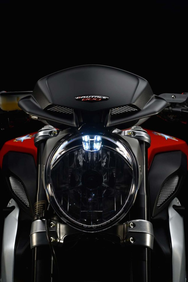 XXX: 36 Photos of the MV Agusta Brutale 800 2013 MV Agusta Brutale 800 35