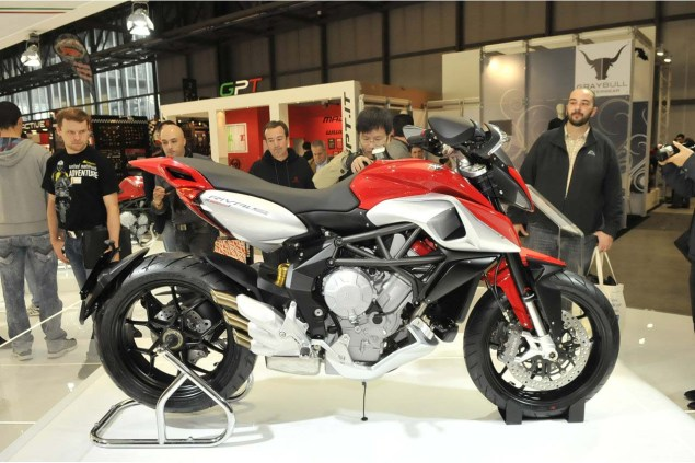 More Photos of the MV Agusta Rivale 2013 MV Agusta Rivale EICMA OmniMoto 10 635x423