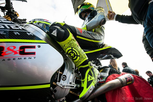 Trackside Tuesday: What Lies Ahead Andrea Iannone Pramac Ducati MotoGP Scott Jones