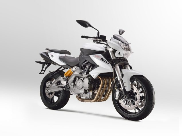 Benelli BN600   Italys Other Street Naked Benelli BN600 white 635x476