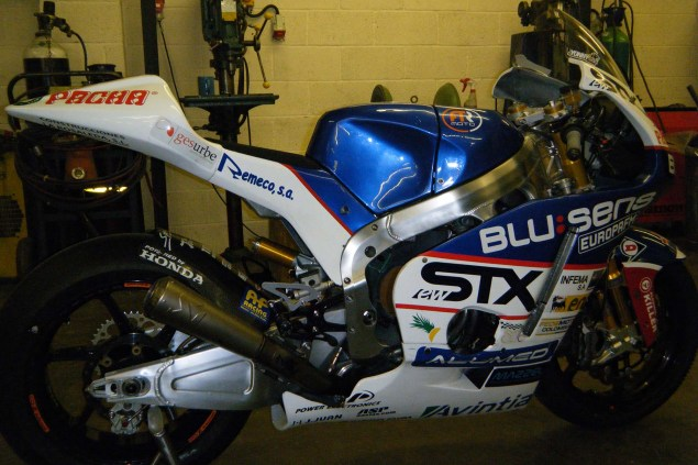 FTR M211 Moto2 Bike   The Ultimate Christmas Gift? FTR Moto M211 Moto2 race bike for sale 03 635x423