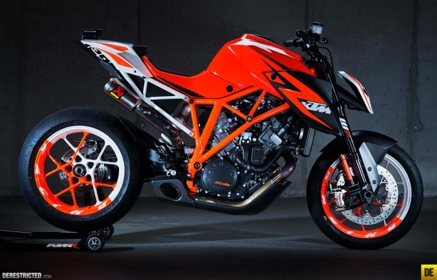 KTM 1290 Super Duke R Prototype Concept Bike KTM 1290 Super Duke R Prototype 07 635x408