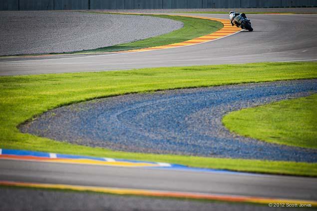 Monday at Valencia with Scott Jones Monday Valencia Test Moto2 Scott Jones 08