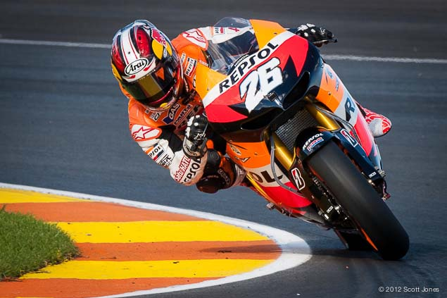 MotoGP: A Qualifying of Eras at the Valencian GP Valencian GP MotoGP Saturday Scott Jones 131