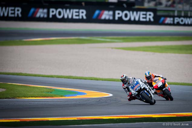 MotoGP: Seeing is Believing at the Valencian GP Valencian GP MotoGP Sunday Scott Jones 11