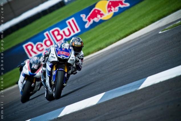 Jorge Lorenzos 2012 MotoGP Championship: A Triumph Of Consistency   Part 1 Indianapolis GP Sunday Jules Cisek 26