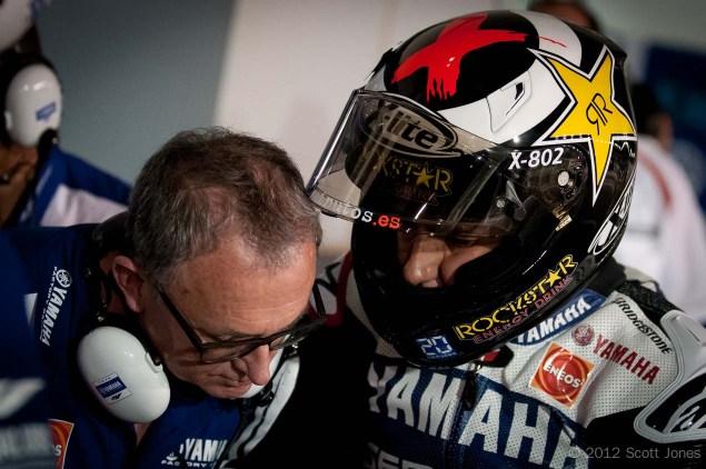 Jorge Lorenzos 2012 MotoGP Championship: A Triumph Of Consistency   Part 1 Jorge Lorenzo 02 635x422