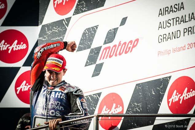 Jorge Lorenzo's 2012 MotoGP Championship: A Triumph Of Consistency – Part 2 Jorge Lorenzo 09