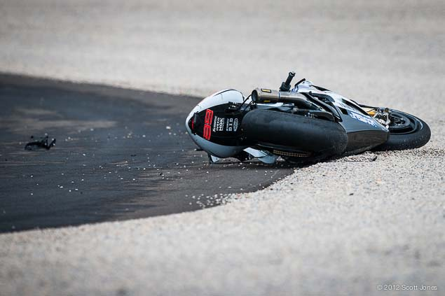 Jorge Lorenzo's 2012 MotoGP Championship: A Triumph Of Consistency – Part 2 Jorge Lorenzo 10