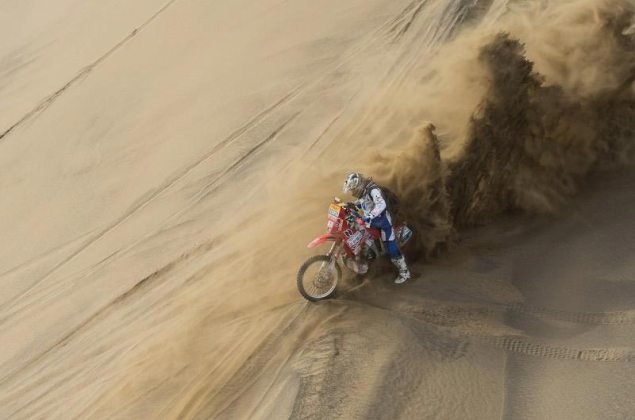 Reminder: The Dakar Rally Starts Saturday dakar rally motorcycle