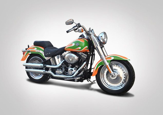 Harley Davidson Made for India Model by 2014? harley davidson india paint 635x450