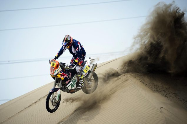 Video: Who is Kurt Caselli? Kurt Caselli KTM Dakar Rally 2013 635x423