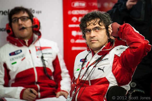 Filippo Preziosi Resigns from Ducati filippos preziosi motogp ducati corse scott jones 635x423