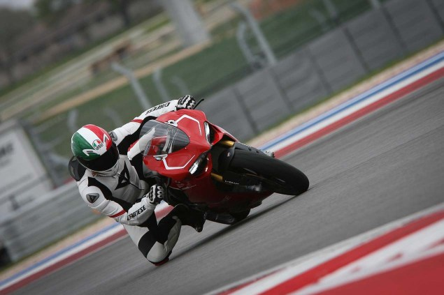 Ride Review: Ducati 1199 Panigale R Ducati 1199 Panigale R Launch COTA Jensen Beeler 14 635x423