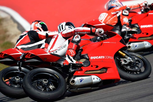 101 Photos of the Ducati 1199 Panigale R Ducati 1199 Panigale R Nicky Hayden Ben Spies 01 635x422