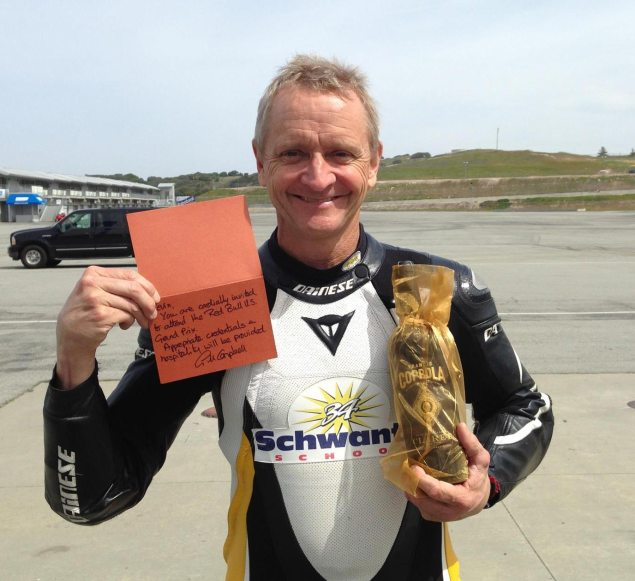 Well This Should Be Interesting...Schwantz Invited to Seca kevin schwantz laguna seca invite 635x581