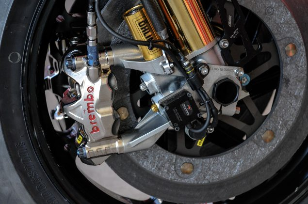 Up Close with the Ducati Desmosedici GP13 2013 Desmosedici GP13 COTA MotoGP 01 635x421