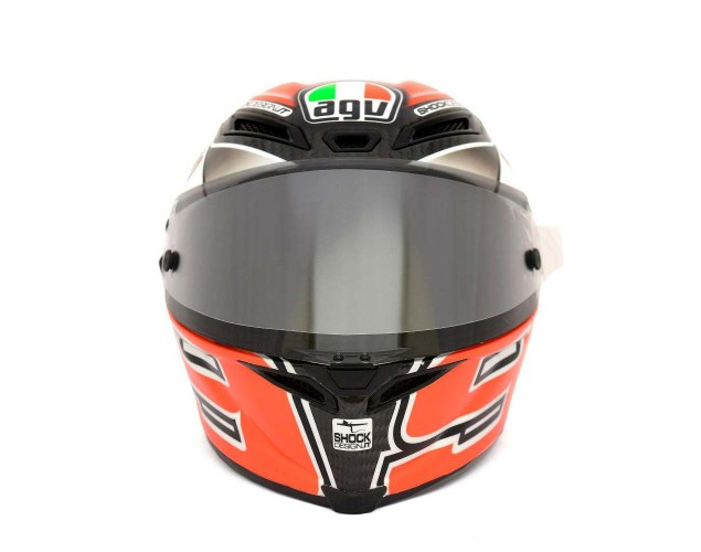 Photos: The Five AGV Pista GP Helmets in MotoGP AGV Pista GP MotoGP Danilo Petrucci 3 635x500