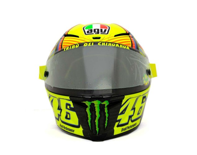 Photos: The Five AGV Pista GP Helmets in MotoGP AGV Pista GP MotoGP Valentino Rossi 7 635x500