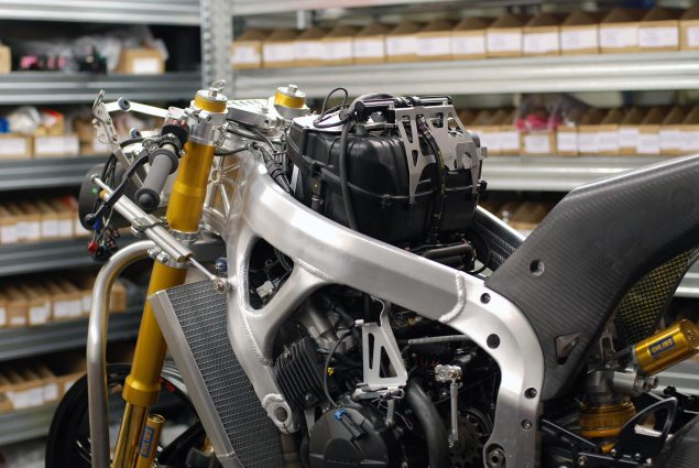 Honda Remains the Moto2 Engine Supplier Through 2015 FTR Moto2 chassis 635x425