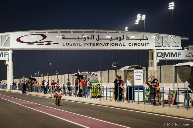 Saturday at Qatar with Scott Jones Saturday Qatar GP MotoGP Scott Jones 03 635x422