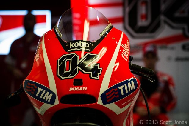 The First Steps on Ducatis Long Road to Redemption andrea dovizioso ducati corse qatar motogp scott jones 635x422