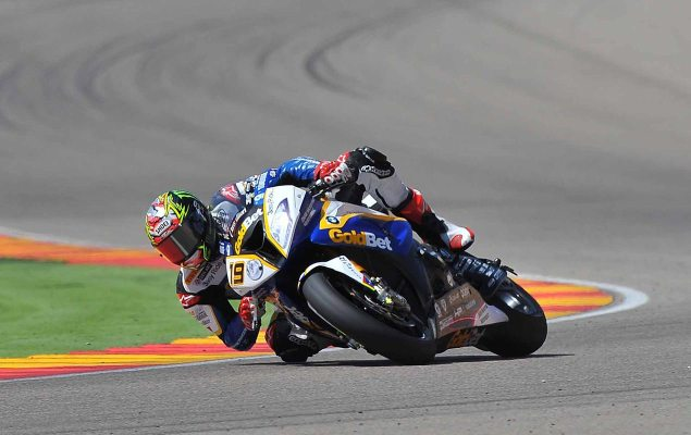 WSBK: Race Results for Race 1 at Aragon chaz davies wsbk aragon 635x400