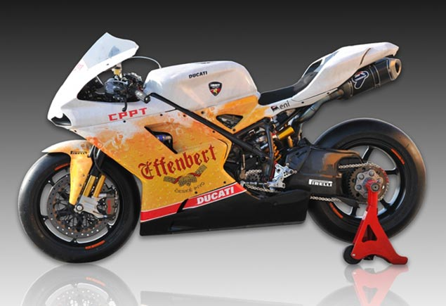 Effenbert Liberty Returns to World Superbike with Mark Aitchison and a Ducati Superbike 1098R effenbert liberty racing ducati superbike 1098R