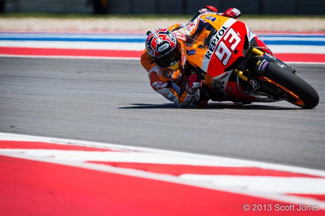 MotoGP: Qualifying Results from Austin marc marquez circuit of the americas motogp scott jones 635x422