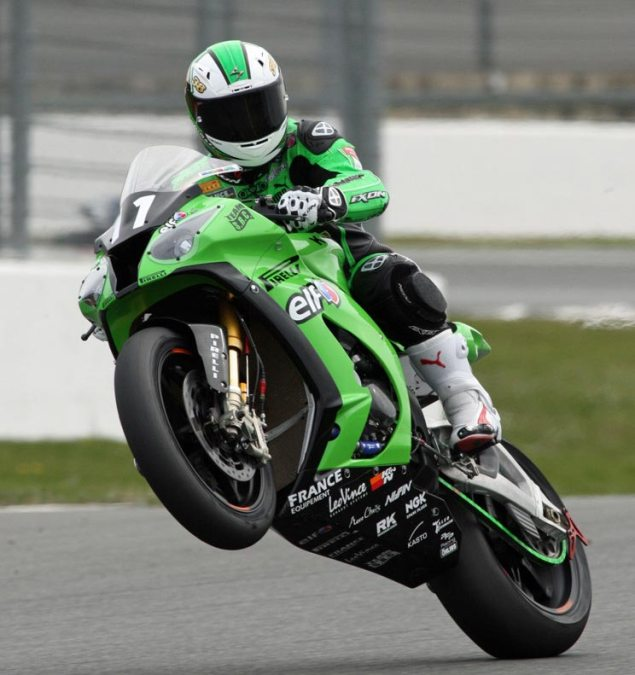 2013 Bol d'Or 24 hour Qualifying Results team kawasaki src ewc bol d or