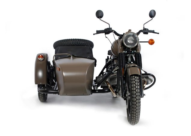 Big Sur and a Ural T Sidecar ural t sidecar 635x453