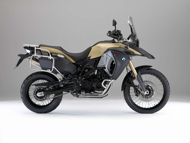 BMW F800GS Adventure   Germanys Middleweight ADV 2013 BMW F800GS Adventure studio still 15 635x476