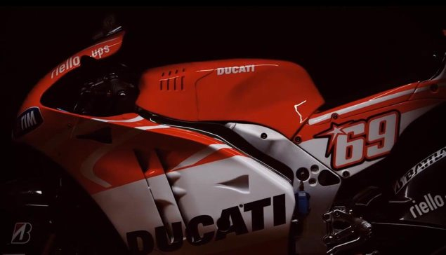 Video: Ducati Corse is Ready for Mugello and the Italian GP 2013 ducati desmosedici gp13 635x364