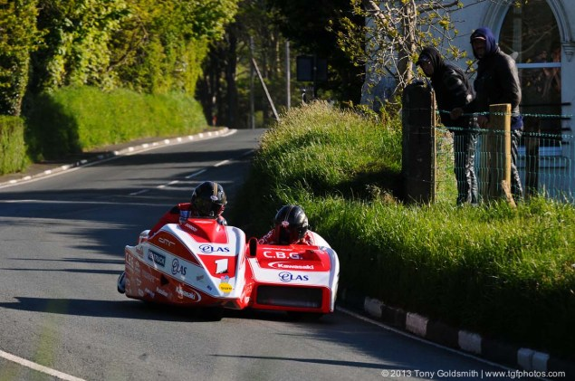IOMTT: Barregarrow with Tony Goldsmith Barregarrow Isle of Man TT Tony Goldsmith 07 635x421