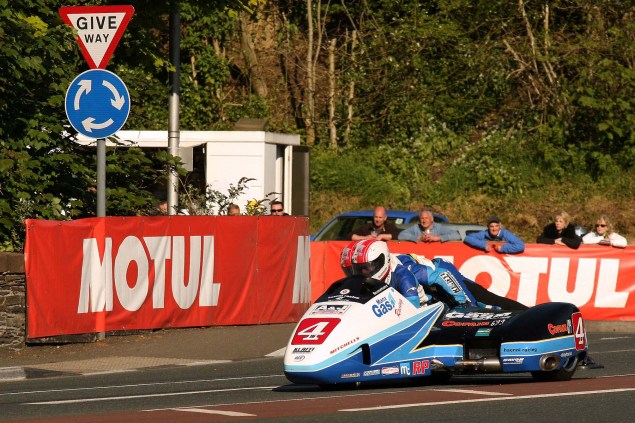 IOMTT: Quarterbridge with Richard Mushet Quarterbridge Isle of Man TT Richard Mushet 14 635x423