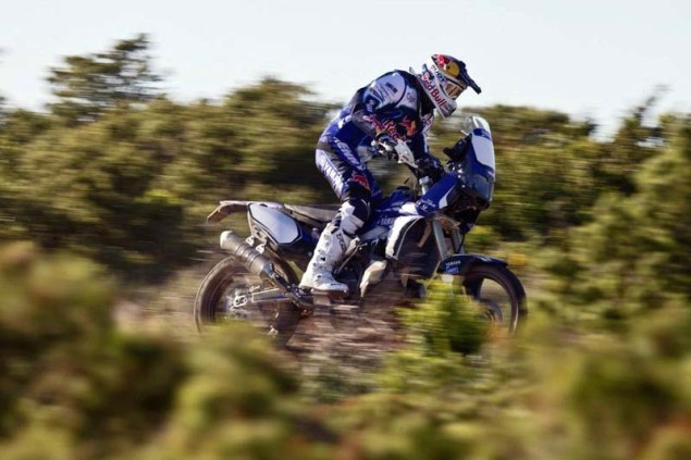 Cyril Despres Will Ride with Yamaha in the 2014 Dakar Rally cyril despres yamaha motor france dakar rally 2 635x423
