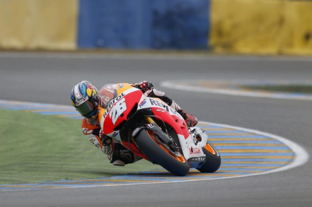 MotoGP: Race Results from the French GP dani pedrosa hrc le mans motogp