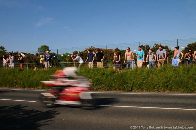 Isle of Man TT Gets TV Deal for Australia & USA Braddan Bridge Union Mills 2013 Isle of Man TT Tony Goldsmith 08 635x421