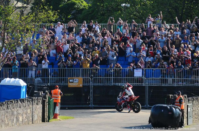 IOMTT: Braddan Bridge & Union Mills with Tony Goldsmith Braddan Bridge Union Mills 2013 Isle of Man TT Tony Goldsmith 10 635x421