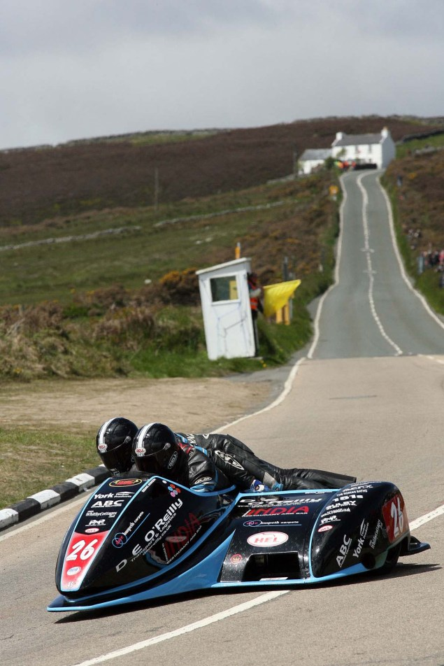 IOMTT: Creg ny Baa with Richard Mushet Creg ny Baa Isle of Man TT Richard Mushet 04 635x952
